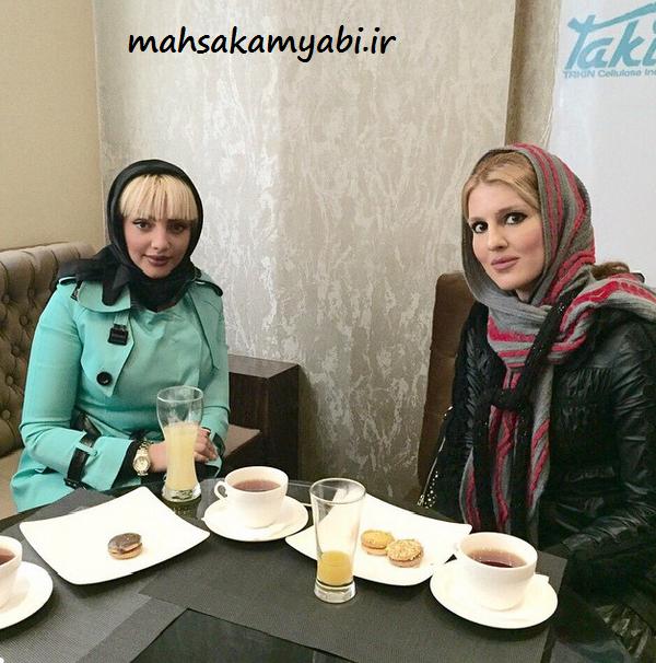 مهسا کامیابی و مهشاد عرب +عکس