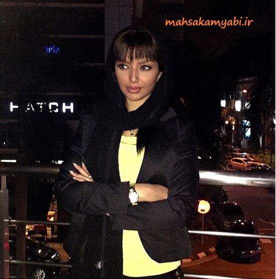مهسا کامیابی در مالزی +عکس
