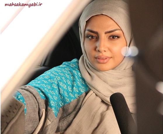 مهساکامیابی در فیلمی جدید در تبریز +عکس