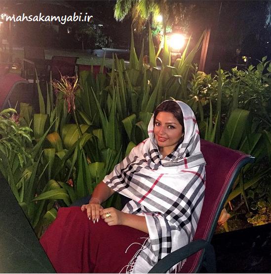 مهسا کامیابی در مالزی +تصویر