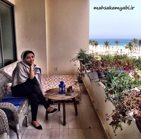 مهساکامیابی بازیگر جوان ایرانی